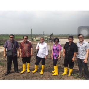 Watermaster , Enceng Gondok, Bupati JWS , danau tondano