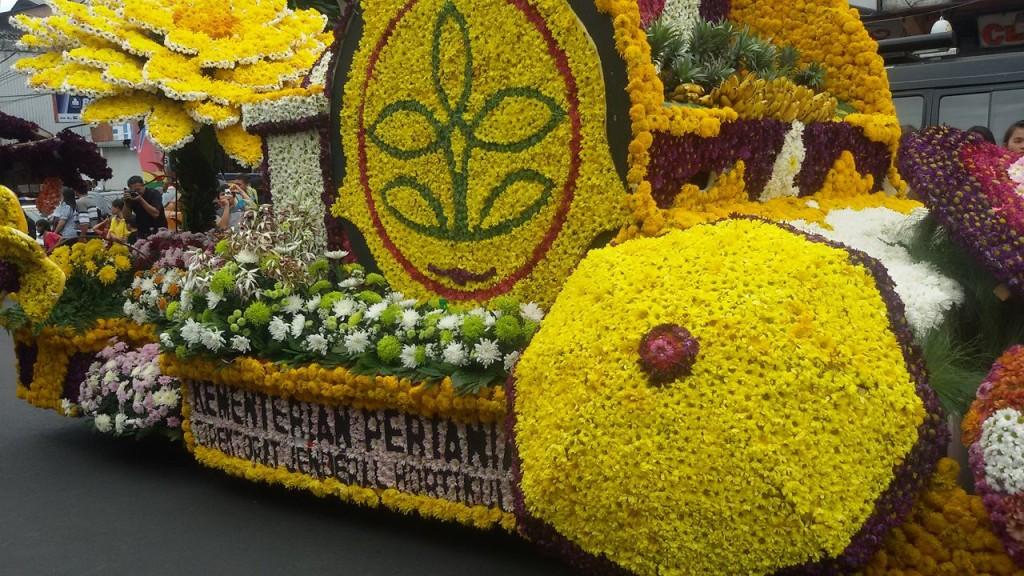 Andalkan Krisan Riri dan Kulo, 350 Ribu Kuntum Bunga Disiapkan untuk ToF