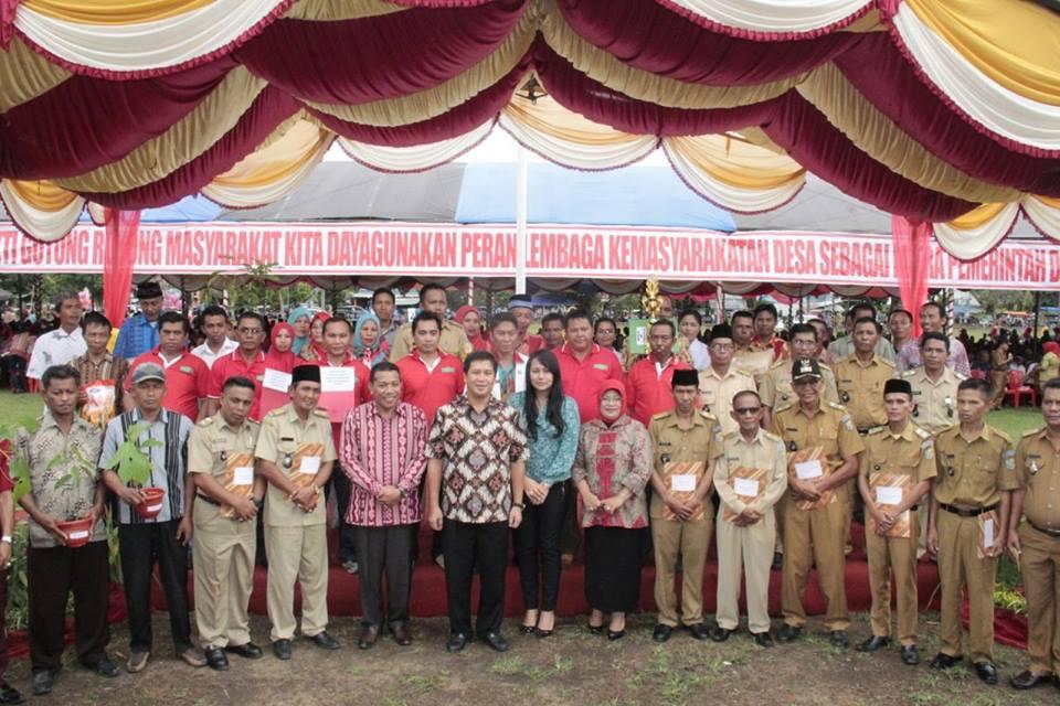 Wakil Gubernur Sulawesi Utara, Steven Kandouw, BBGRM, Boroko, Bolaang Mongondow Utara