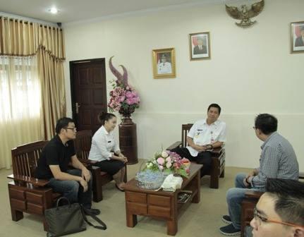 Rumah Sakit Ratumbuisang,Vanda Jocom,  Wagub Sulut, Steven Kandouw,