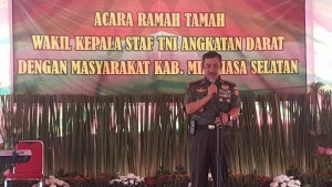 Wakasad ,Letjen Erwinn Syafitri ,TMMD ke-96, TMMD minsel, minahasa selatan