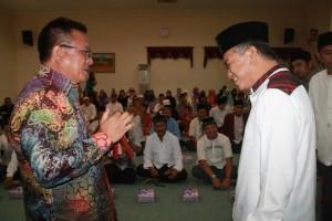 Wakil Walikota ,Ir Maurits Mantiri,Bitung , Walikota Samarinda