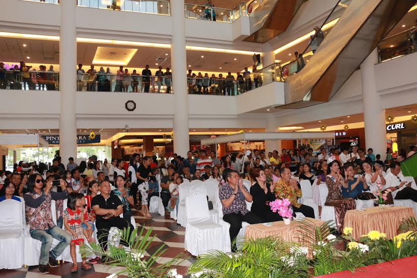 Road Show TIFF di Megamall Batam Center