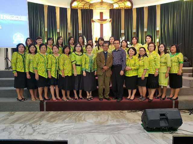 W/KI Tomohon III sharing pelayanan di Bali dan Malang
