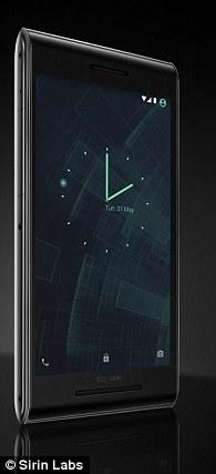 Solarin, Smartphone Paling Aman, harga Smartphone  Solarin