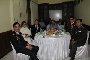Syukuran HUT ke-70 Bhayangkara, Buka Puasa Bersama di Polres Tomohon
