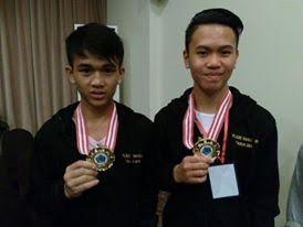 Dua Siswa Tomohon peraih Emas di FLS2N Provinsi Sulawesi Utara