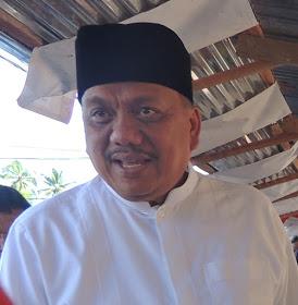 Gubernur Sulawesi Utara , Olly Dondokambey,peci Imam Bonjol , Imam Bonjol