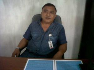 Kesbangpol Minahasa Tenggara, Drs Ventje Tamowangkay MSi
