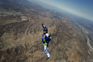 skydivers ,Luke Aikins,Heaven Sent