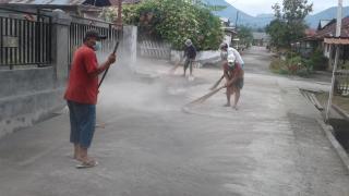 Warga Desa Mundung Satu Tombatu Timur bersolek sambut pengucapan syukur