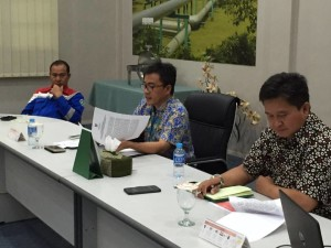 Inventarisasi CSR, Senator Ir Stefanus BAN Liow Kunker di PT PGE Lahendong