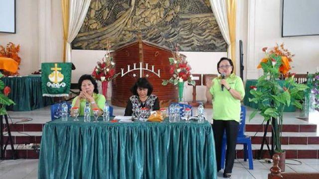 Sosialisasi dan Aksi Kelestarian Lingkungan Hidup di GMIM Patmos Bunaken