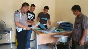Kapolres Minsel ,AKBP Arya Perdana SH SIK Msi, Pungli polisi