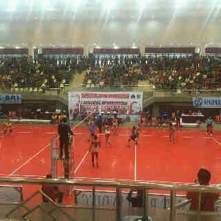 Tim DKI Jakarta saat mengalahkan Riau