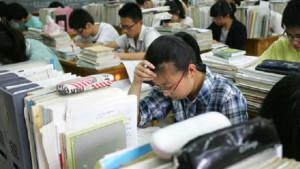 Bunuh Diri , Stres belajar,  Jiangsu,