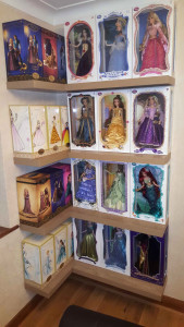 Nick Theodoulou , Boneka Putri Disney , Disney