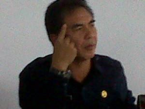 Camat Kakas Barat, Drs. Jefry Tangkudung , Pengucapan Syukur minahasa