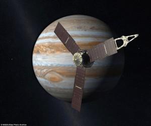 Jupiter, juno, NASA
