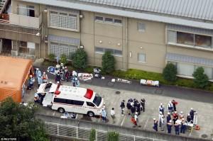 pembunuhan Orang Cacat, pembunuhan massal jepang, jepang, Tsukui Yamayuri En