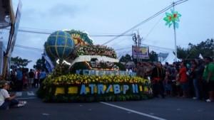 Float  Kementerian ATR/BPN Juara ToF 2016