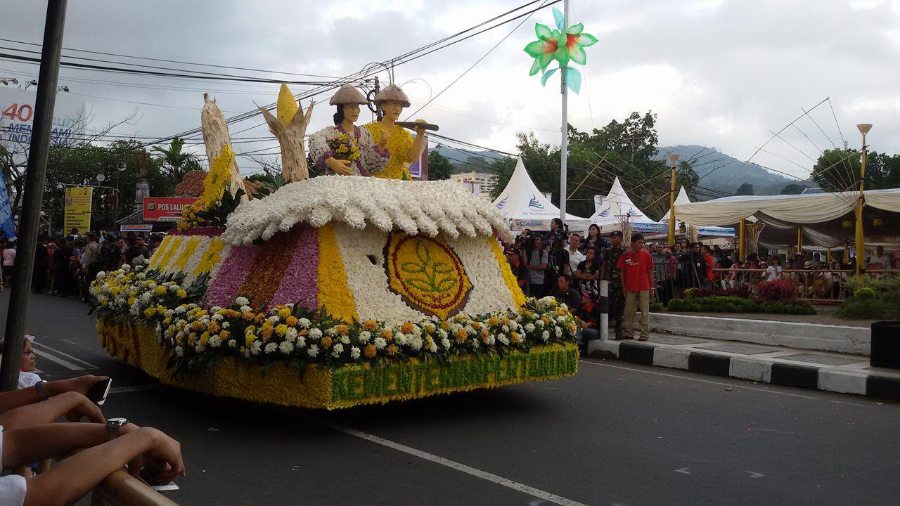 Float Kementerian Pertanian RI