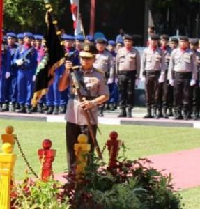 Bupati Minahasa Tenggara , James Sumendap SH,Polda Sulut