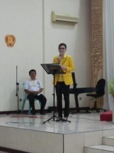 DPD II Partai Golongan Karya , Golkar Minahasa Selatan, Christiany Eugenia Paruntu, Golkar