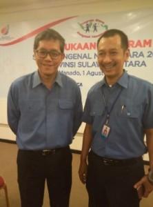 Jasa Marga, Tol Manado - Bitung , George Manurung , Dwimawan Heru Santoso