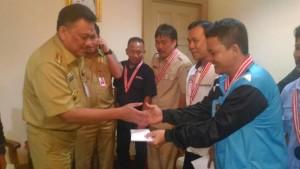 Porwanas ke-XII Bandung,  OD-SK
