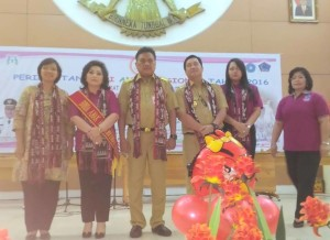 Rita Dondokambey-Tamuntuan,Bunda Anak Berkebutuhan Khusus, Bunda ABK Sulut