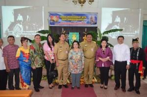 Megawati Soekarno Putri, Gereja Sion Tomohon, Ir Soekarno , TIFF 2016