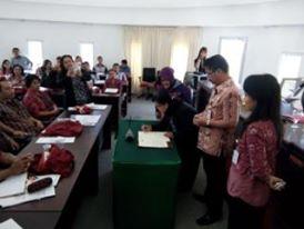 Penandatanganan kerja sama Kabupaten Mitra-BB-POM