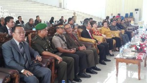 Pidato Kenegaraan, DPRD Minsel