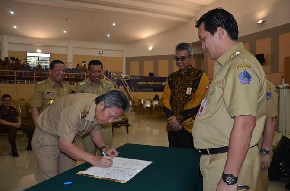 Sadar Pajak , Wakil Gubernur Sulawesi Utara, Steven Kandouw,