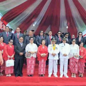 Perayaan HUT RI Ke-71 di Minahasa Sukses3