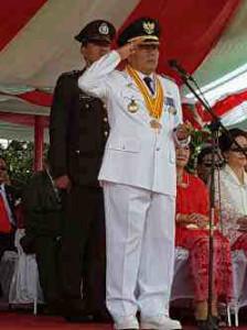 Perayaan HUT RI Ke-71 di Minahasa Sukses