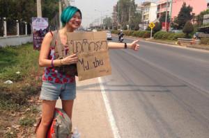 Petrina Thong, traveling, malaysia,
