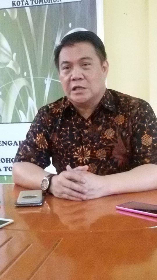 Sefrie Rorong, Direktur PT Trimitra Sistem Informasi