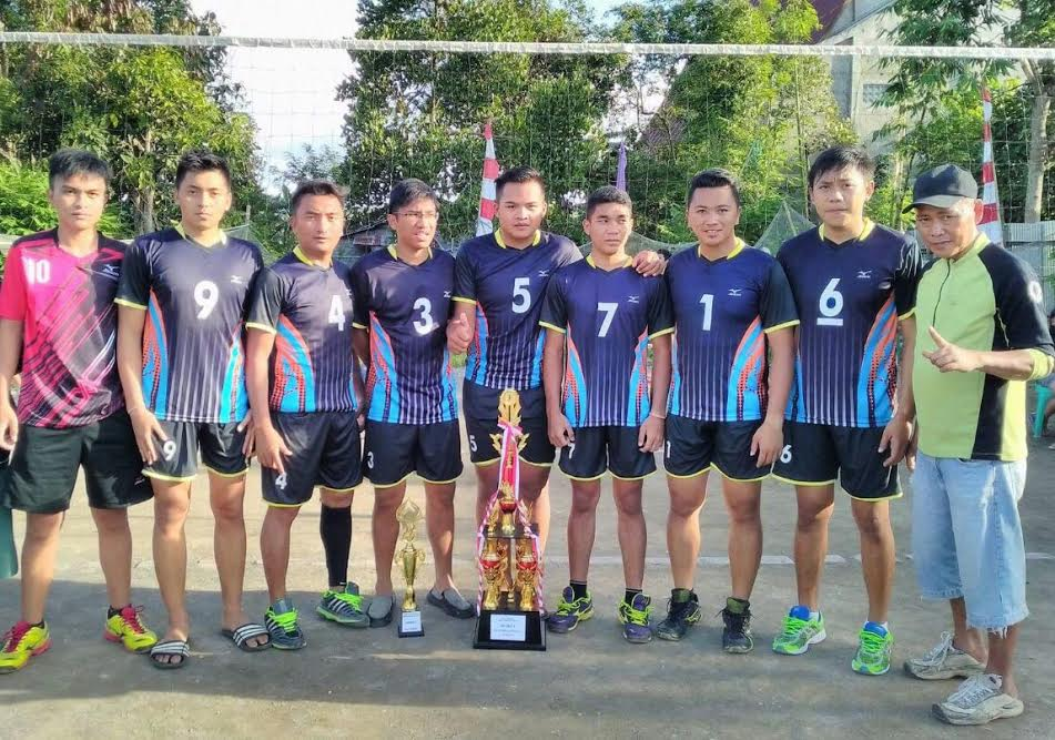 Tim JMAn Volly Ball Club