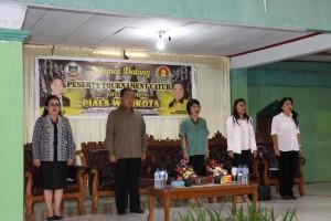 Polii Dilantik Ketua, Percasi Tomohon Langsung Gelar Turnamen