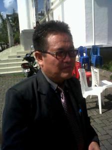 BPMPD, Minahasa Tenggara , Drs Jotje Wawointana, dana desa, LPJ dana desa