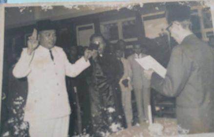 Frits Johanes Tumbelaka, Gubernur Pertama Sulut, FJ Tumbelaka