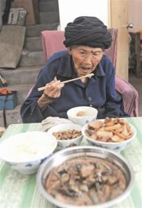 Perempuan Tertua di Dunia , Chengdu, Fu Suqing,