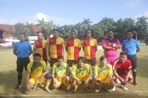 JSFT 2016 ,  Jurnalis Sulut Futsal