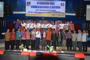 Drs Johan Kawatu MSi, K3 Jayapura , Kerukunan Keluarga Kawanua