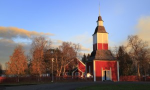 jukkasjarvi-kyrk-sweden
