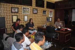 Program polisi, , Polres Minsel , Kapolres Minsel ,AKBP Arya Perdana,SH