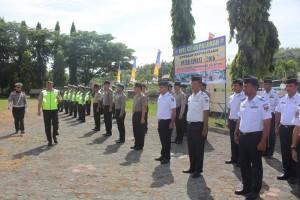 30 Hari Polres Minsel Laksanakan Operasi Patuh Samrat 2016