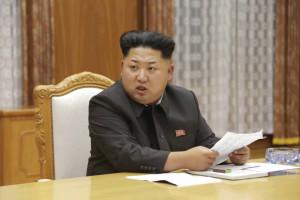 Kim Jong Un ,Menteri Pendidikan ,Kim Yong-Jin,